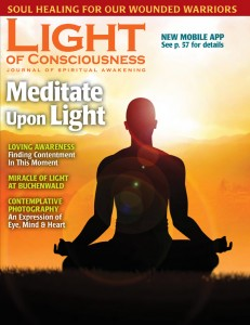 Winter 2014 Vol 26 4 Meditate Upon Light